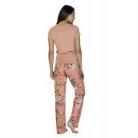Комплект U&ME из коллекции Romantic Flower топ и брюки