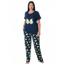 Костюм женский Авокадо, брючки