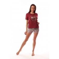 Пижама женская с шортами Соня