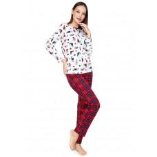 Комплект женский домашний с брюками