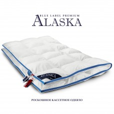 Одеяло кассетного типа • Alaska Blue Label /Аляска Блу Лейбл • Облегченное Зимнее