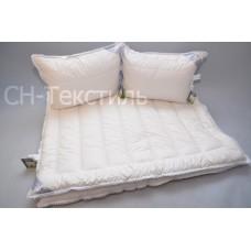 Одеяло кашемир кружево,  зимнее