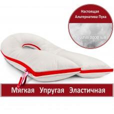 Подушка для всего тела «COMFORT-U LUX 3000». наполнитель: « Fossfill 3000 lux»- вискоза