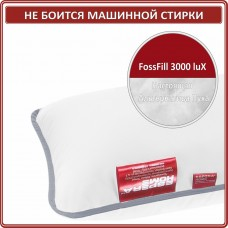 "Подушка "" Espera Comfort 3D "" MINI 30см х 50см. Наполнитель: ""FossFill 3000 Lux""- Вискоза + наволочка"