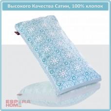 "Подушка "" Espera Comfort "" MINI 30см х 50см. Наполнитель: ""FossFill 3000 Lux""- Вискоза + наволочка"