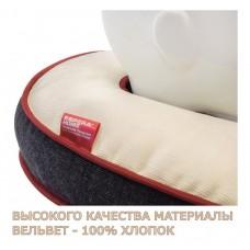 Подушка • Travel / Тревл • - Натуральный Латекс