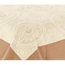 """Покрывало """"Lux Cotton"""" хлопок 240*240 вышивка"""