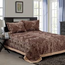 Комплект для спальни , стеганное жаккардовое, 52