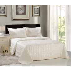 Комплект для спальни , стеганное жаккардовое, 44