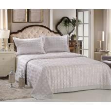Комплект для спальни , стеганное жаккардовое, 45