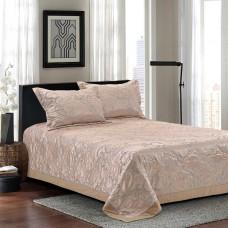 Комплект для спальни , стеганное жаккардовое, 63