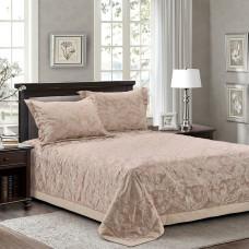 Комплект для спальни , стеганное жаккардовое, 64