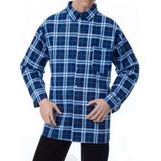 Рубашка фланелевая муж.